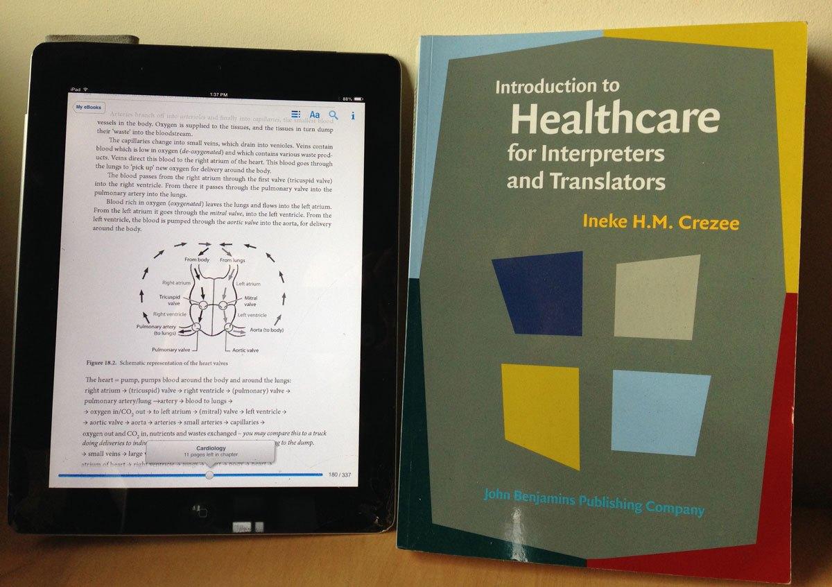 HealthcareBookFormats
